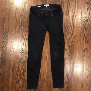 Madewell Jeans - Madewell Maternity Jeans, Black Size 27